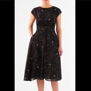 Eshakti moon and stars dress